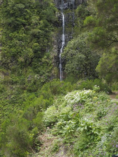 Cascade de Risco à Rabacal
