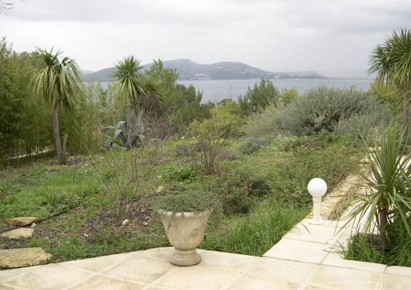 Le jardin des fleurs à l'origine, partie droite