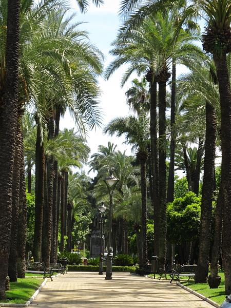 Jardins publics de Cordoue
