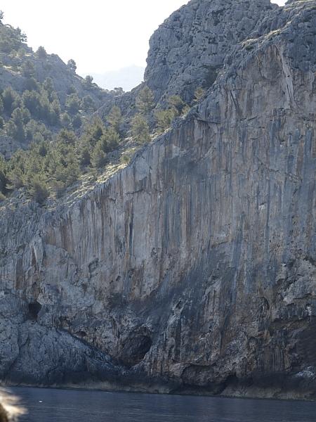 Erosion sur rocher calcaire