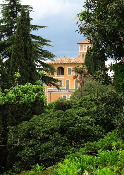 Jardin Handbury le Palais